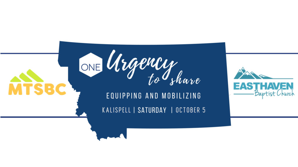 Montana Urgency to Share 2019 - Crossover Kalispell | One